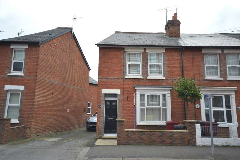 2 Bedrooms End Of Terrace House for sale in Caversham Borders