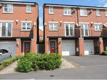3 Bedrooms Terraced House for sale in Kelham Drive, Nottingham, NG5 1RB