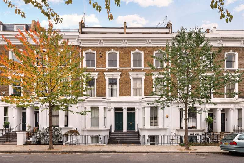 2 Bedrooms Flat for sale in Chesterton Road, North Kensington, London, W10