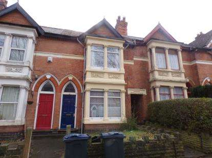 3 Bedrooms Terraced House for sale in Kings Road, Erdington, Birmingham, West Midlands