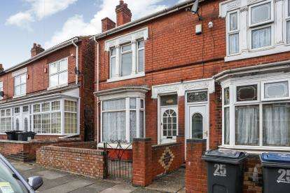 3 Bedrooms End Of Terrace House for sale in Monk Road, Ward End, Birmingham, West Midlands