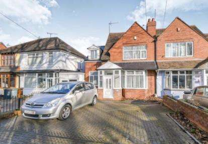 3 Bedrooms Semi Detached House for sale in Walstead Road, Walsall, West Midlands