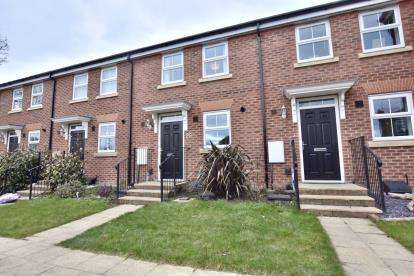 2 Bedrooms Terraced House for sale in Andrews Walk, Longshaw, Blackburn, Lancashire