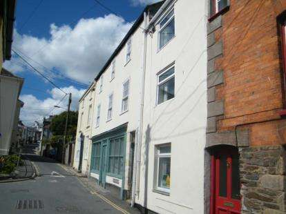 2 Bedrooms Terraced House for sale in Mevagissey, St. Austell, Cornwall