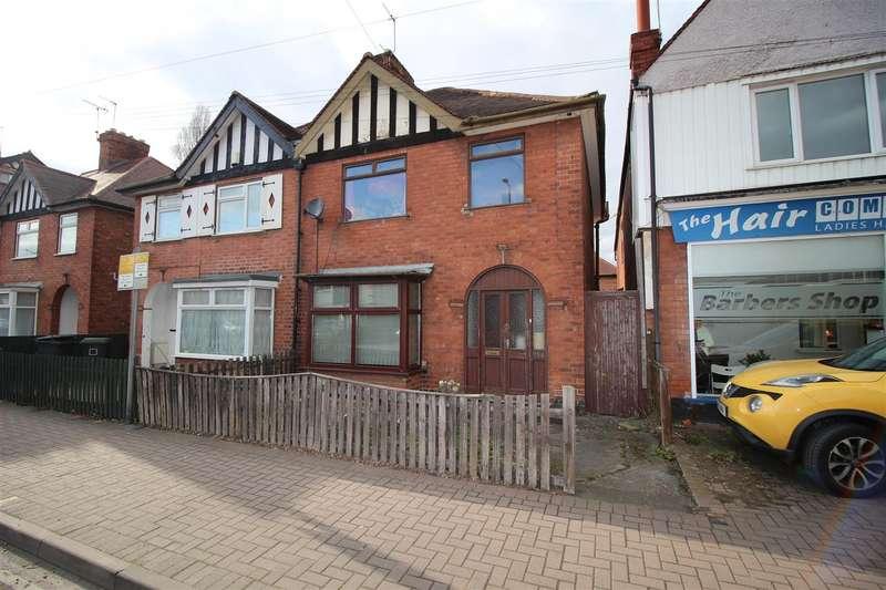4 Bedrooms Semi Detached House for sale in Queens Road, Beeston