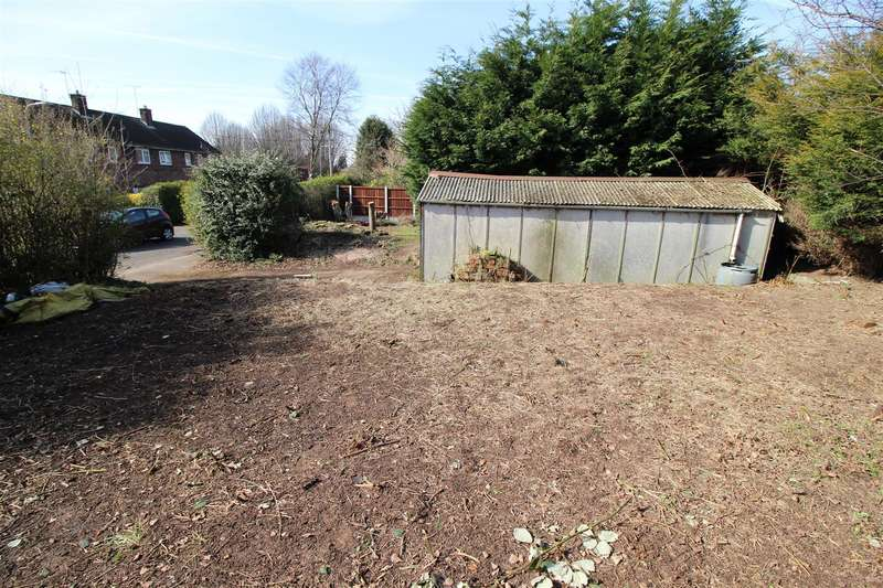 Land Commercial for sale in Cresswell Road, Chilwell