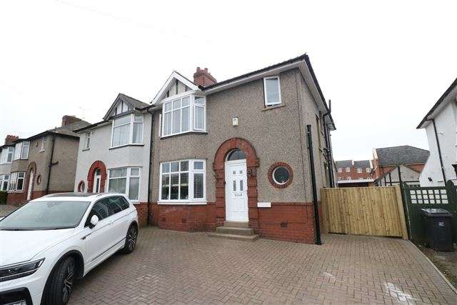 3 Bedrooms Semi Detached House for sale in London Road, Carlisle, Cumbria, CA1 3ES