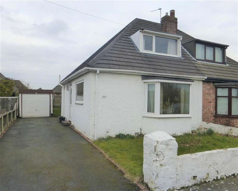 2 Bedrooms Bungalow for sale in Humber Crescent, St. Helens