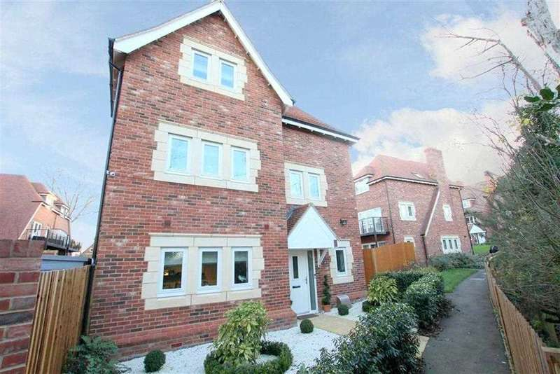4 Bedrooms Detached House for sale in Tommy Flowers Mews, Mill Hill