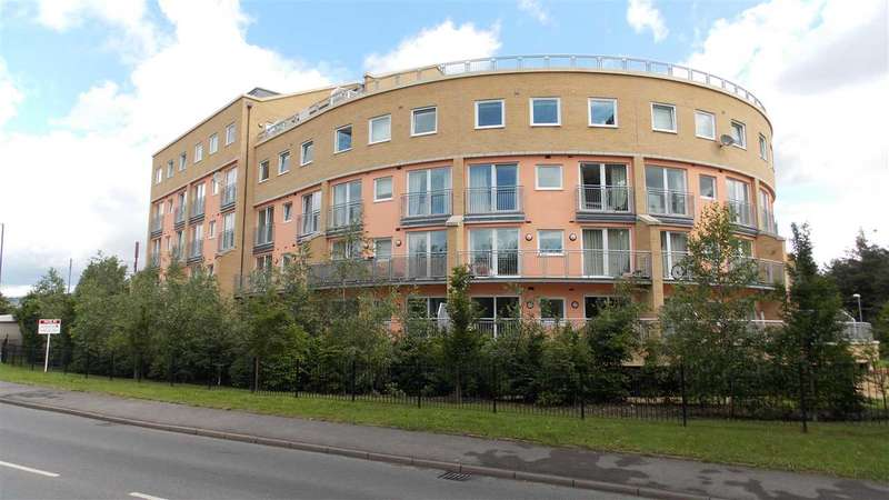 2 Bedrooms Apartment Flat for sale in Wooldridge Close, Bedfont