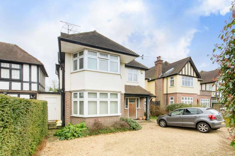 4 Bedrooms House for sale in Tantallon, The Ridgeway, Mill Hill East, NW7