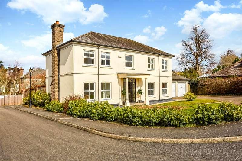 5 Bedrooms Detached House for sale in Ospringe Place, Tunbridge Wells, Kent, TN2
