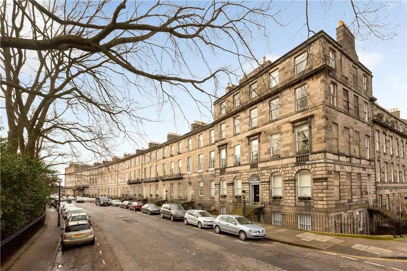3 Bedrooms Flat for sale in Abercromby Place, Edinburgh, Midlothian, EH3
