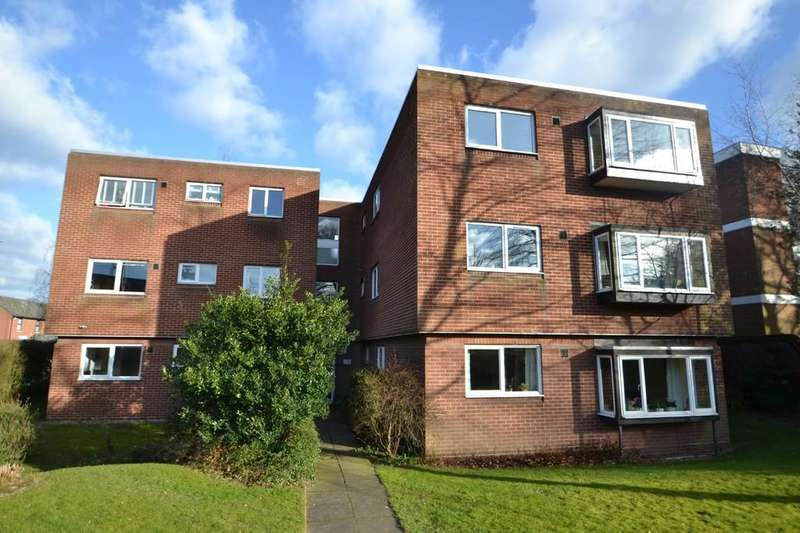 2 Bedrooms Flat for sale in Marlborough House, Grove Road