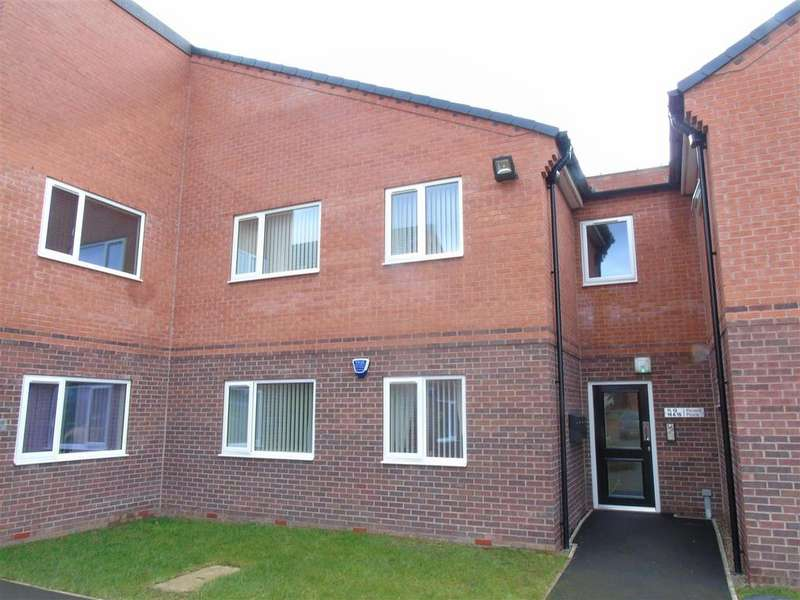 2 Bedrooms Apartment Flat for rent in Mansfield Road, Bolsover, Chesterfield