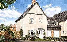 3 Bedrooms Detached House for sale in Birch Gate, Silfield Road, Wymondham, Norfolk, NR18