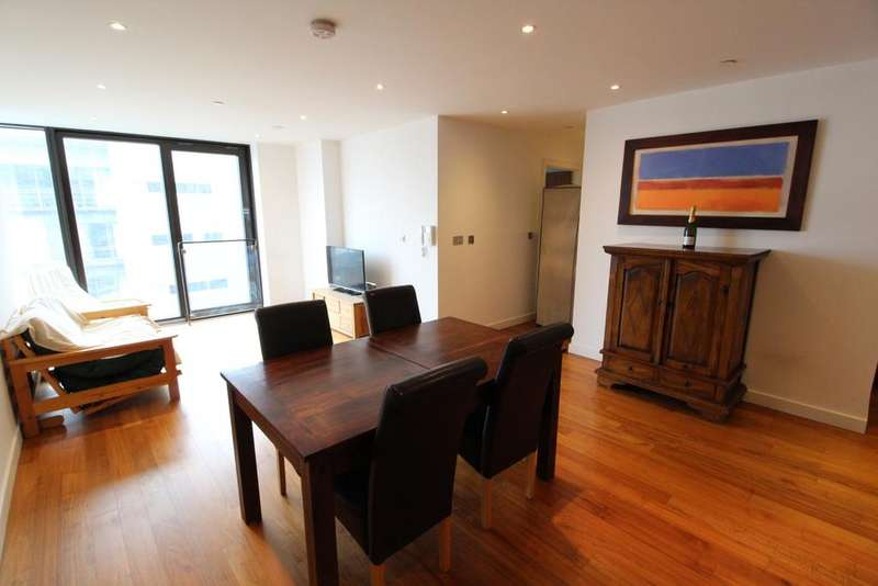 2 Bedrooms Apartment Flat for rent in City Loft, St Paul's Square, Sheffield S1