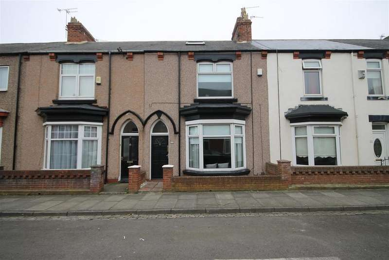 2 Bedrooms Terraced House for sale in Lansdowne Road, Hartlepool