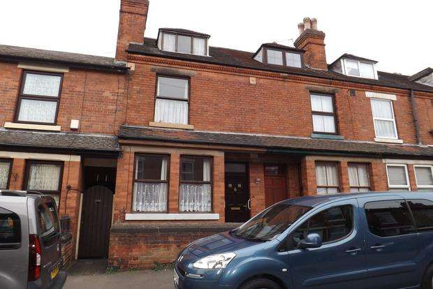 3 Bedrooms Terraced House for sale in Mandalay Street, Nottingham, NG6