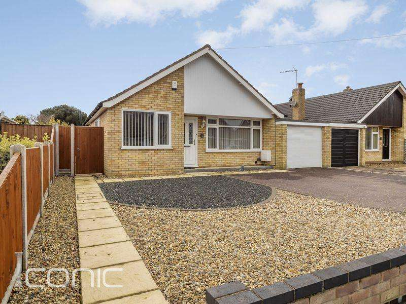 3 Bedrooms Bungalow for sale in Rossons Road, Taverham, Norwich