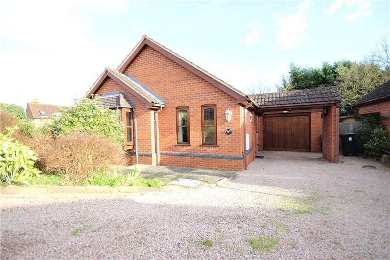 2 Bedrooms Detached Bungalow for rent in Crown Court, Crown Lane, Defford, Worcestershire, WR8