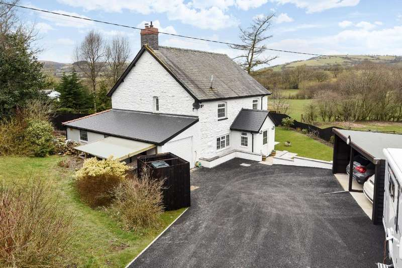 4 Bedrooms Cottage House for sale in Nantmel, Llandrindod Wells, LD6