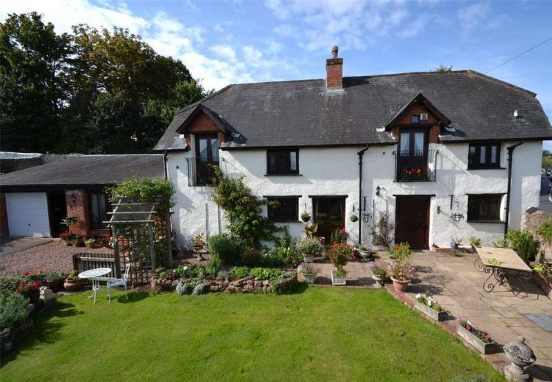 3 Bedrooms Detached House for sale in Washford, Watchet