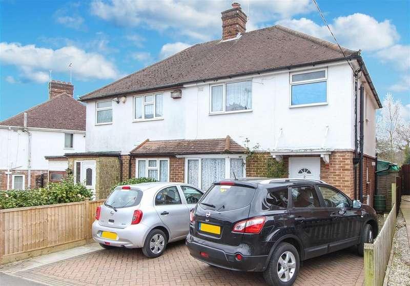 4 Bedrooms Semi Detached House for sale in America Lane, Haywards Heath