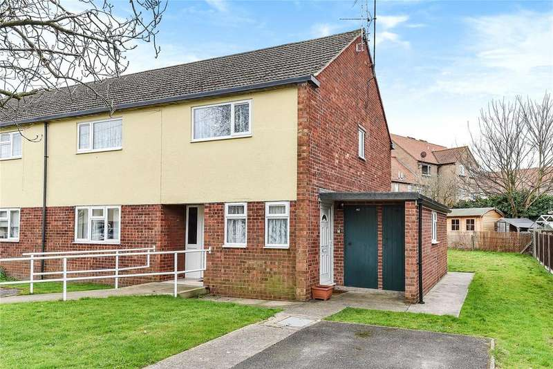 2 Bedrooms Flat for sale in St Giles Avenue, Sleaford, NG34