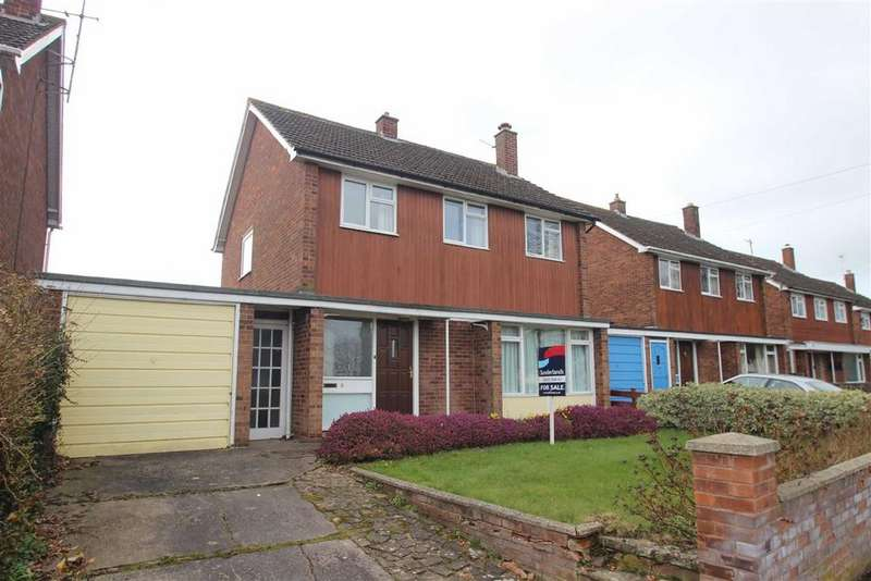 3 Bedrooms Detached House for sale in Kings Acre Road, Hereford