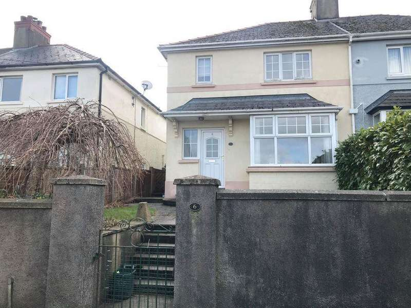 3 Bedrooms Semi Detached House for rent in Northmead, Narberth, Pembrokeshire