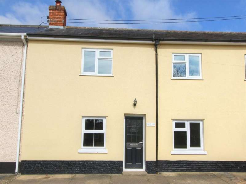 3 Bedrooms Cottage House for sale in Bakery Cottage NR16 2AN, New Buckenham, Market place, Norfolk