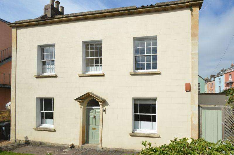 4 Bedrooms Detached House for sale in Granby Hill, Clifton