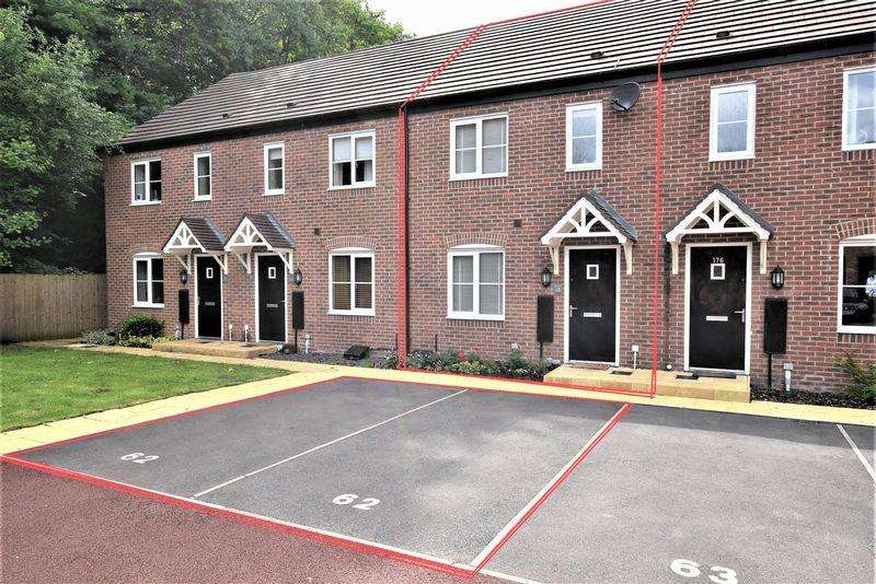 3 Bedrooms Terraced House for sale in Bath Vale, Congleton, 3 beds, 2 baths