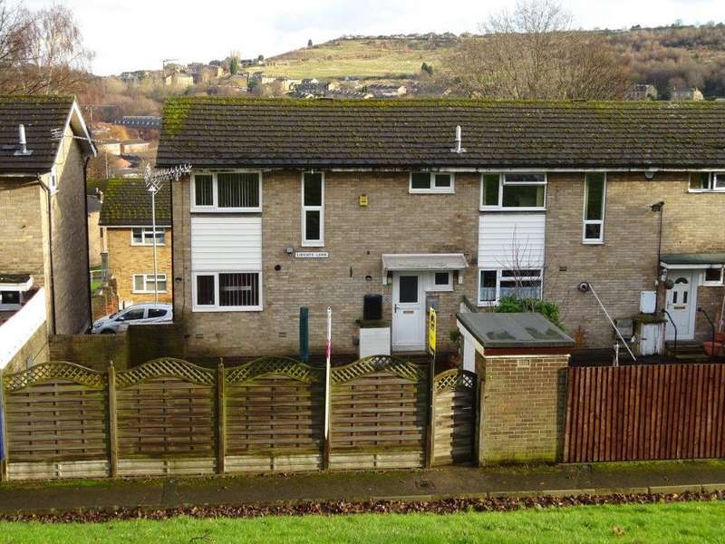 3 Bedrooms Terraced House for sale in Lidgate Lane, Dewsbury, WF13 2BZ