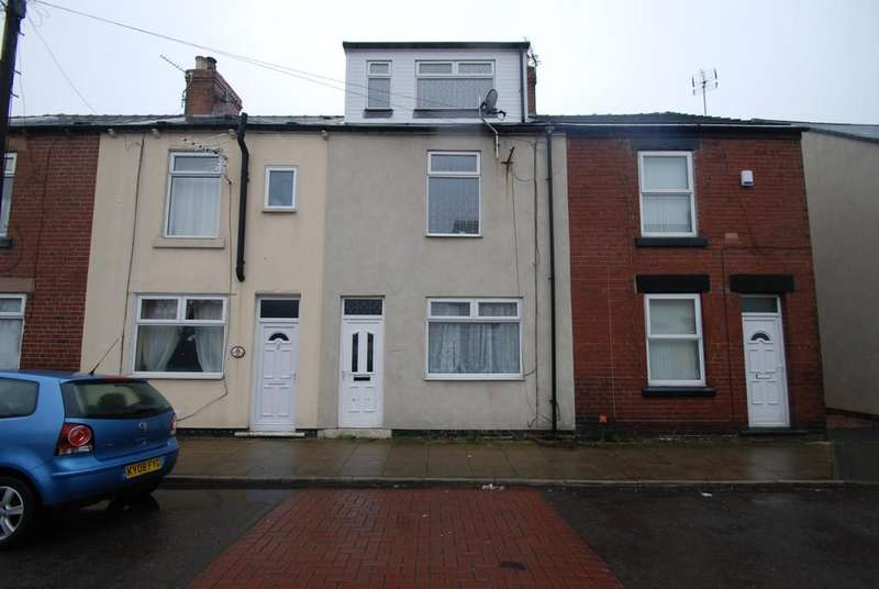 3 Bedrooms Terraced House for sale in Milgate Street, Royston