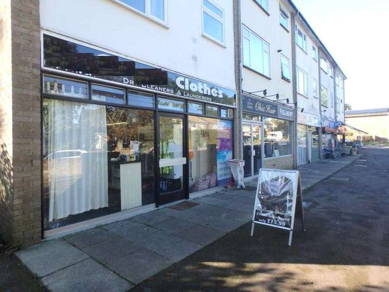 Commercial Property for sale in BUCKINGHAMSHIRE - DRY CLEANERS/LAUNDERETTE