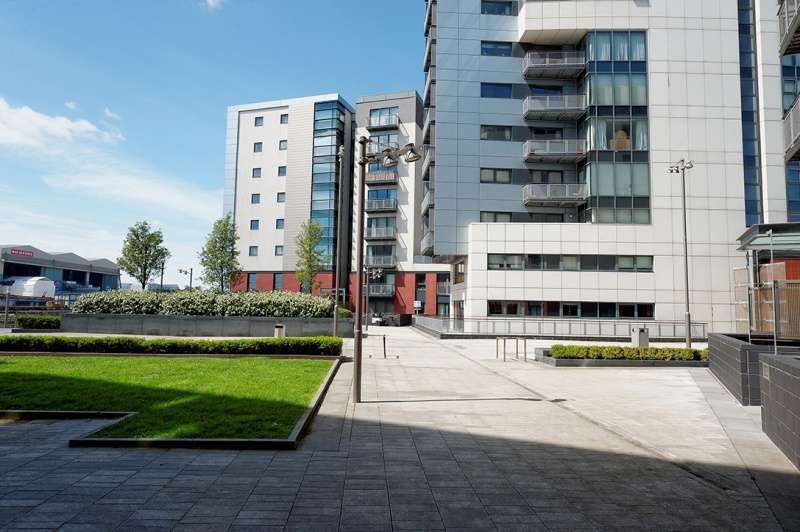 1 Bedroom Flat for sale in Glasgow Harbour Terraces, Glasgow Harbour, Glasgow, G11 6EB