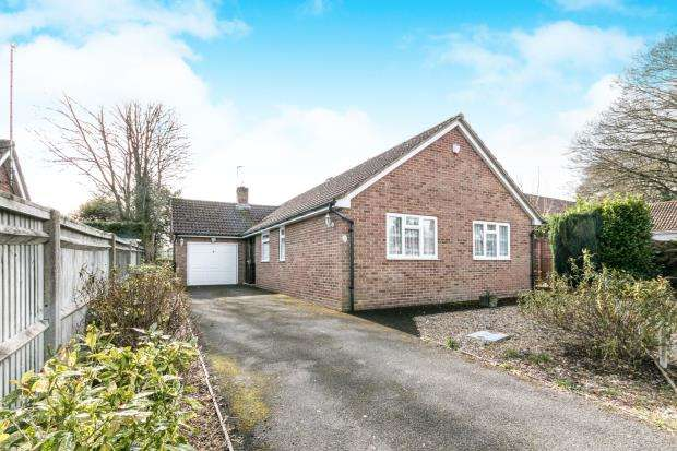 3 Bedrooms Bungalow for sale in Basingstoke, Hampshire, .