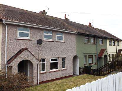 3 Bedrooms Terraced House for sale in Hestham Avenue, Morecambe, Lancashire, United Kingdom, LA4