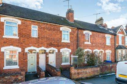 2 Bedrooms Terraced House for sale in Peel Terrace, Stafford, Staffordshire, .