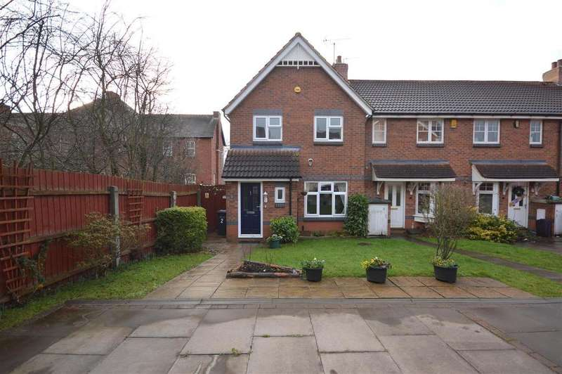 3 Bedrooms Terraced House for sale in Holbrook Grove, Birmingham