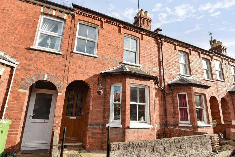3 Bedrooms Terraced House for sale in Rosehill Street