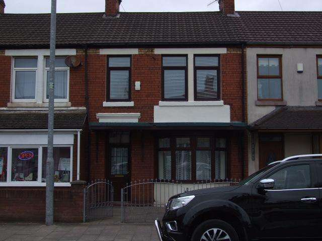 3 Bedrooms Terraced House for sale in 11 Victoria Road, Sandfields, Port Talbot