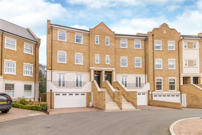 5 Bedrooms Town House for sale in Beechcroft Close, Sunninghill, Ascot, Berkshire