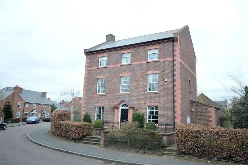 5 Bedrooms Detached House for sale in Ashford Drive, Appleton, Warrington
