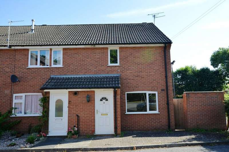 3 Bedrooms Semi Detached House for rent in 8 Heywood Close, Southwell