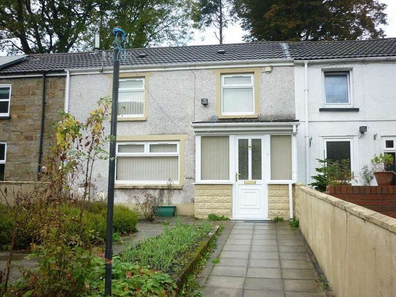 3 Bedrooms Terraced House for rent in Forge Row, Aberaman
