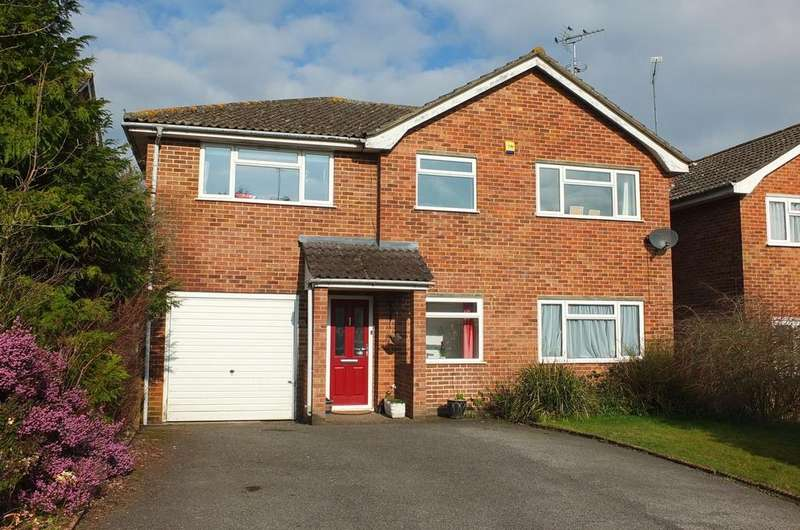 5 Bedrooms House for sale in Beech Hill, Haywards Heath, RH16