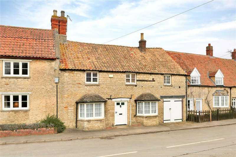 4 Bedrooms Terraced House for sale in High Street, Swinstead, Grantham, Lincolnshire